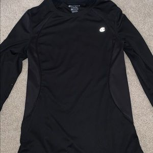 Champion dry fit long sleeve